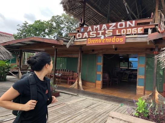 amazon oasis lodge