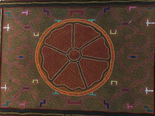 ayahuasca tapestry