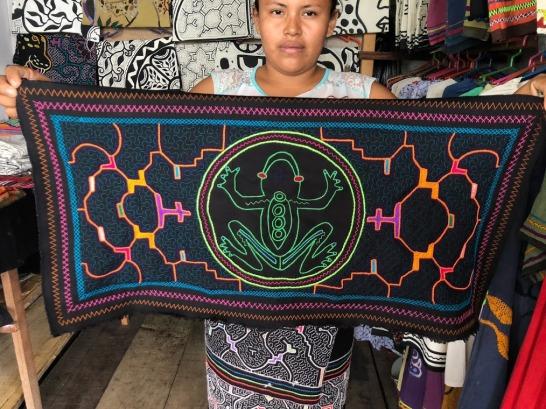 kambo tapestry